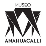 logo Museo Anahuacalli color y blanco y negro