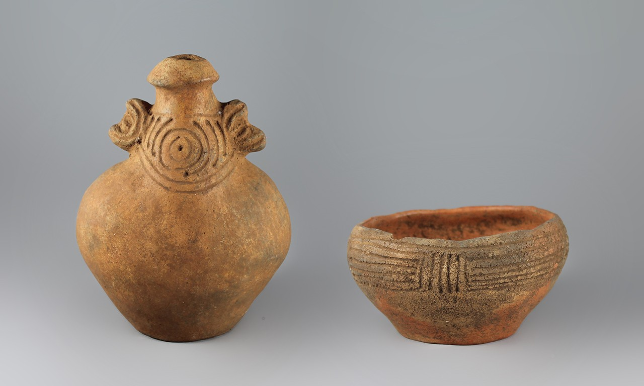 Preserved in Pottery: Ceramics of the Taíno