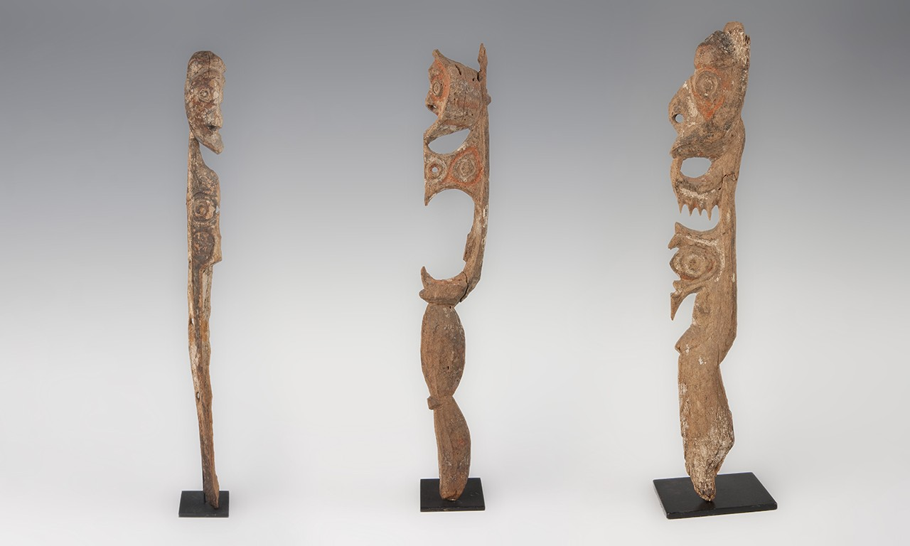 Hands of the Past: Karawari Cave Art