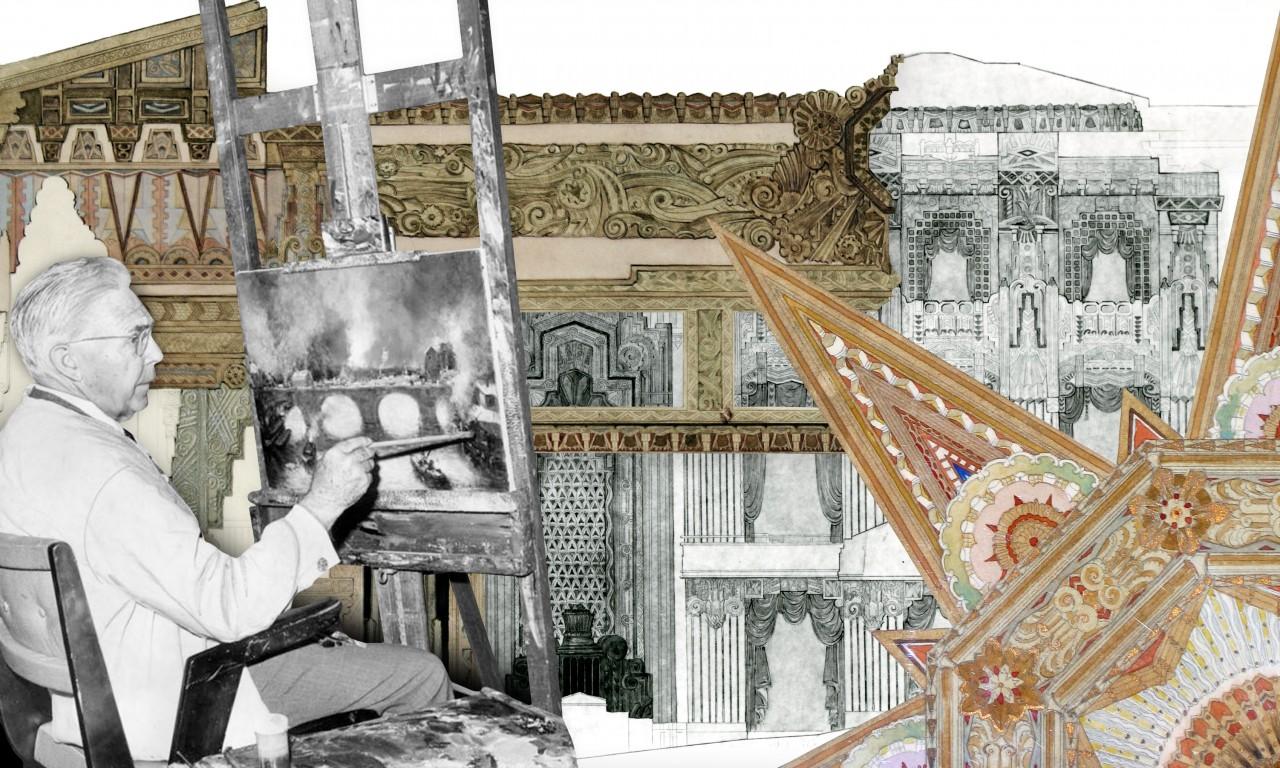 Anthony Heinsbergen: Film Palace Forgotten