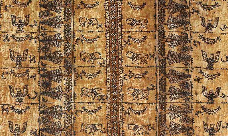Fibers of History: Tongan Tapa Cloths