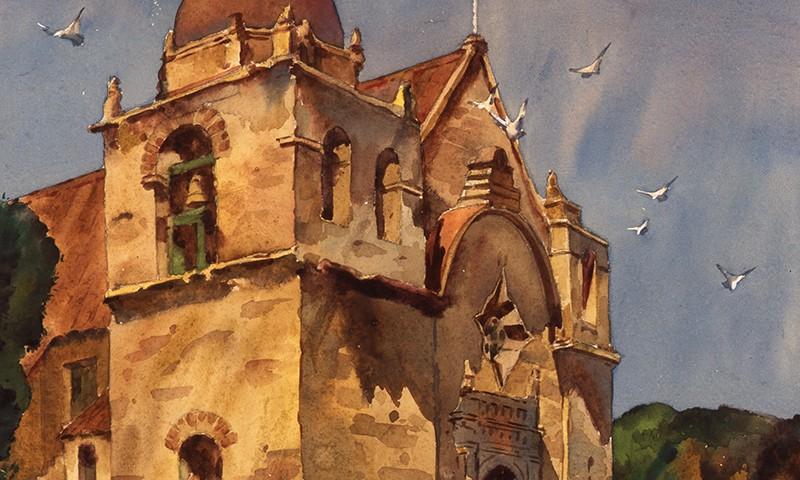 A Mission Impossible: Arthur Edwaine Beaumont's Carmel Mission