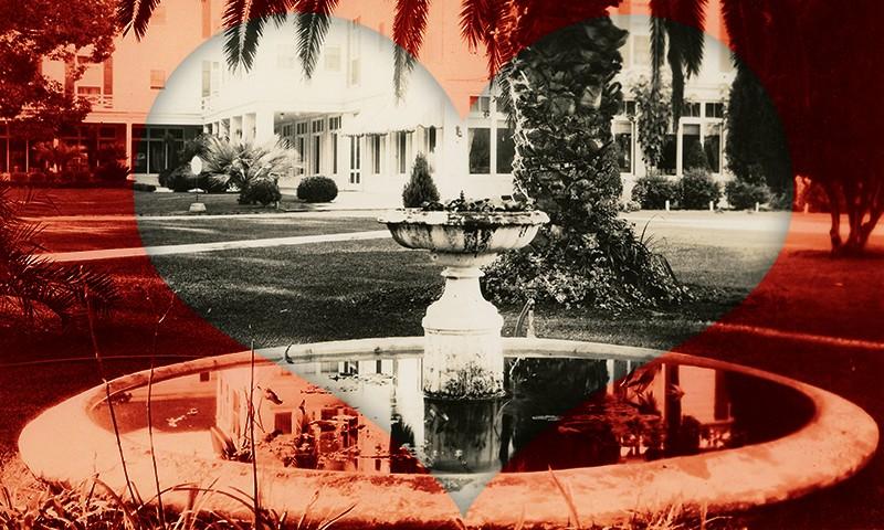 Saint Ann's Inn: Santa Ana's Love Shack