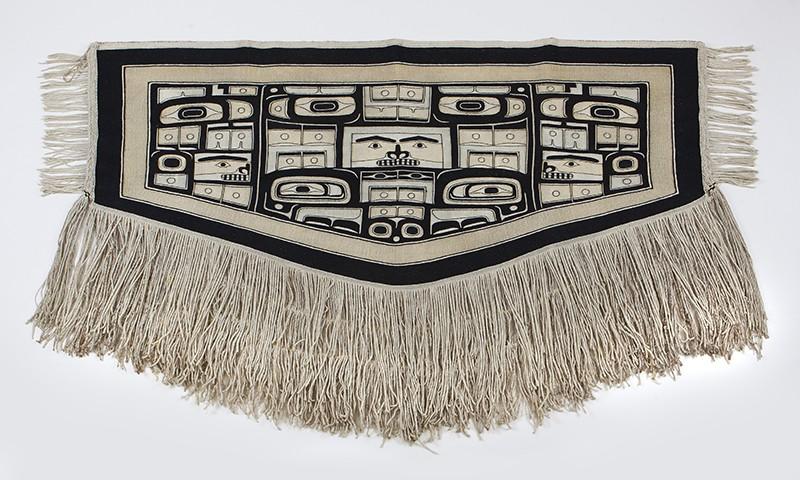Blankets of the Chilkat Tlingit
