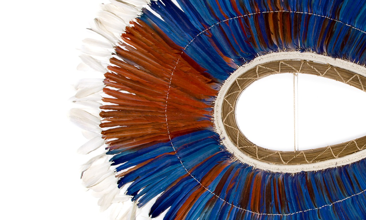 Birds of a Feather: Plumed Headdresses from Around the World