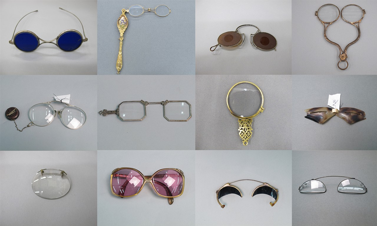Visions of 2020: Eyeglasses of the Bowers Museum