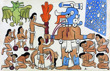 Popol Vuh: Watercolors of Diego Rivera
