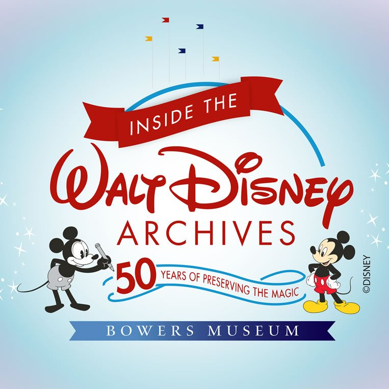 Inside the Walt Disney Archives: 50 Years of Preserving the Magic