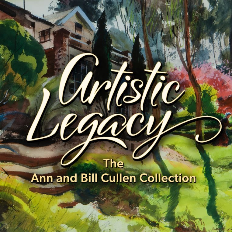 Artistic Legacy: The Ann and Bill Cullen Collection