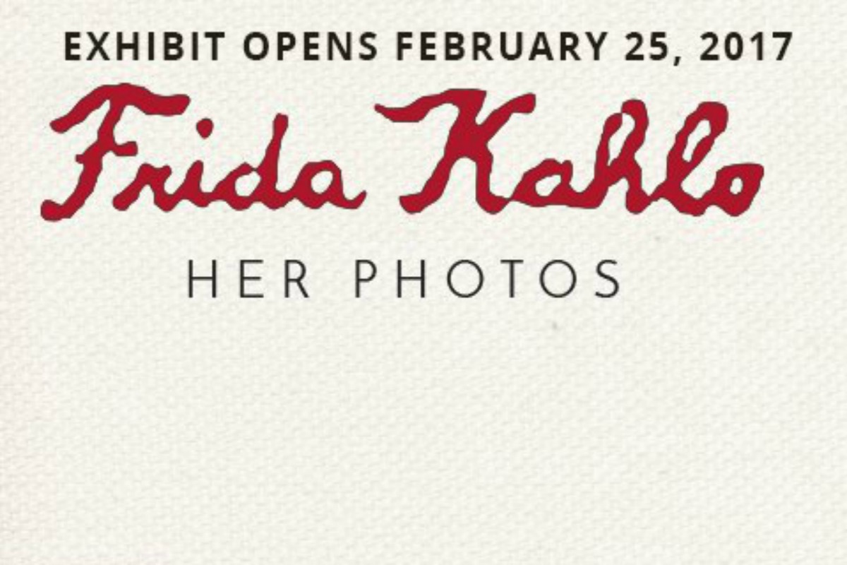 Frida Kahlo: The Photos and the Paintings