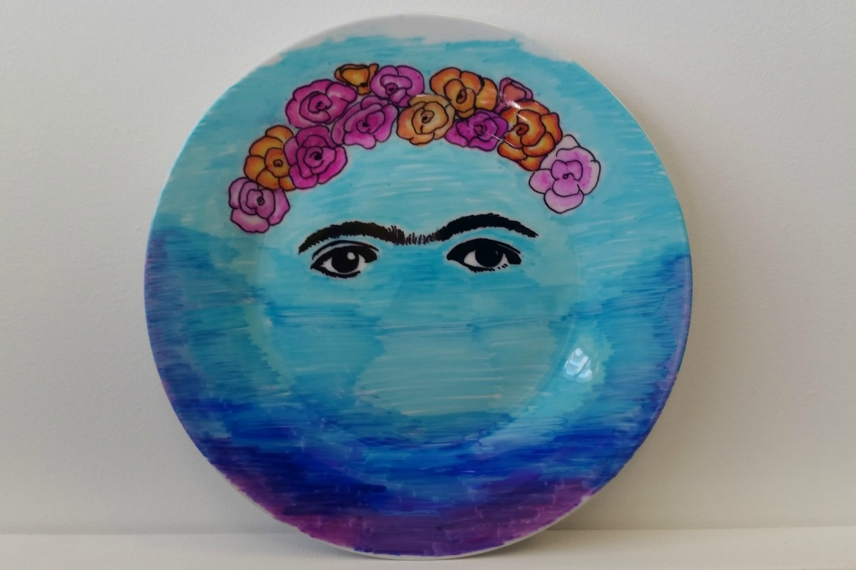 Anne's Treasures | Frida Plates