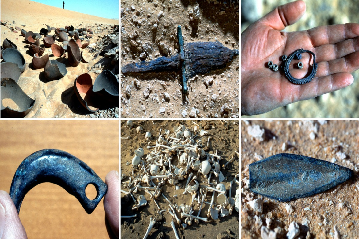 ARCE: What really happened to the Lost Army of Cambyses? An answer from the recent excavations at Amheida, Dakhla Oasis