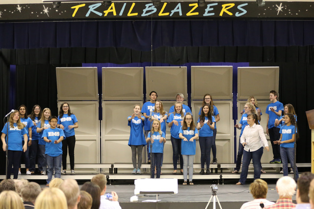 The Trailblazers Singers