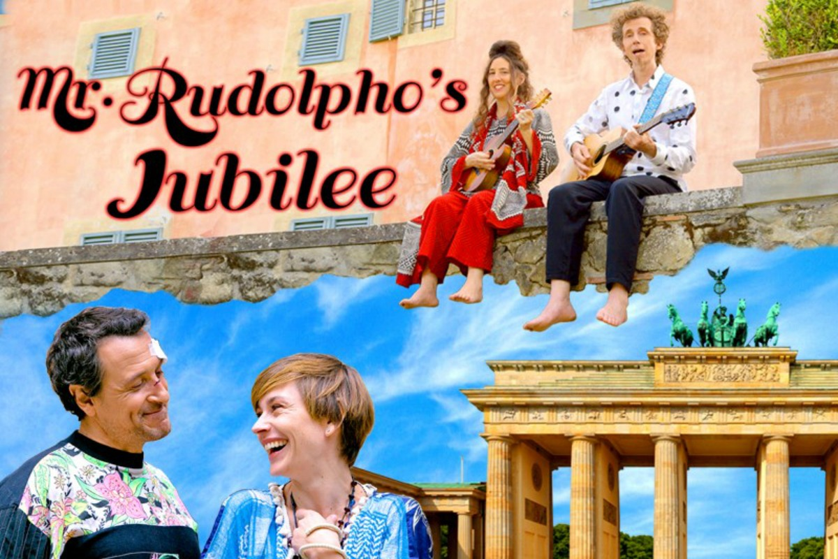 Bright Blue Gorilla concert and Mr. Rudolpho's Jubilee screening!