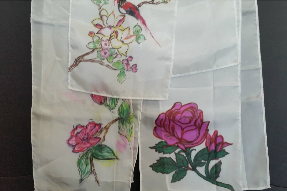 Anne's Treasures | Silk Scarf