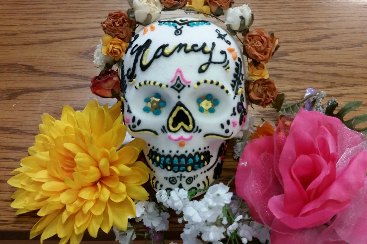 Anne's Treasures | Mexican Day of the Dead Sugar Skulls