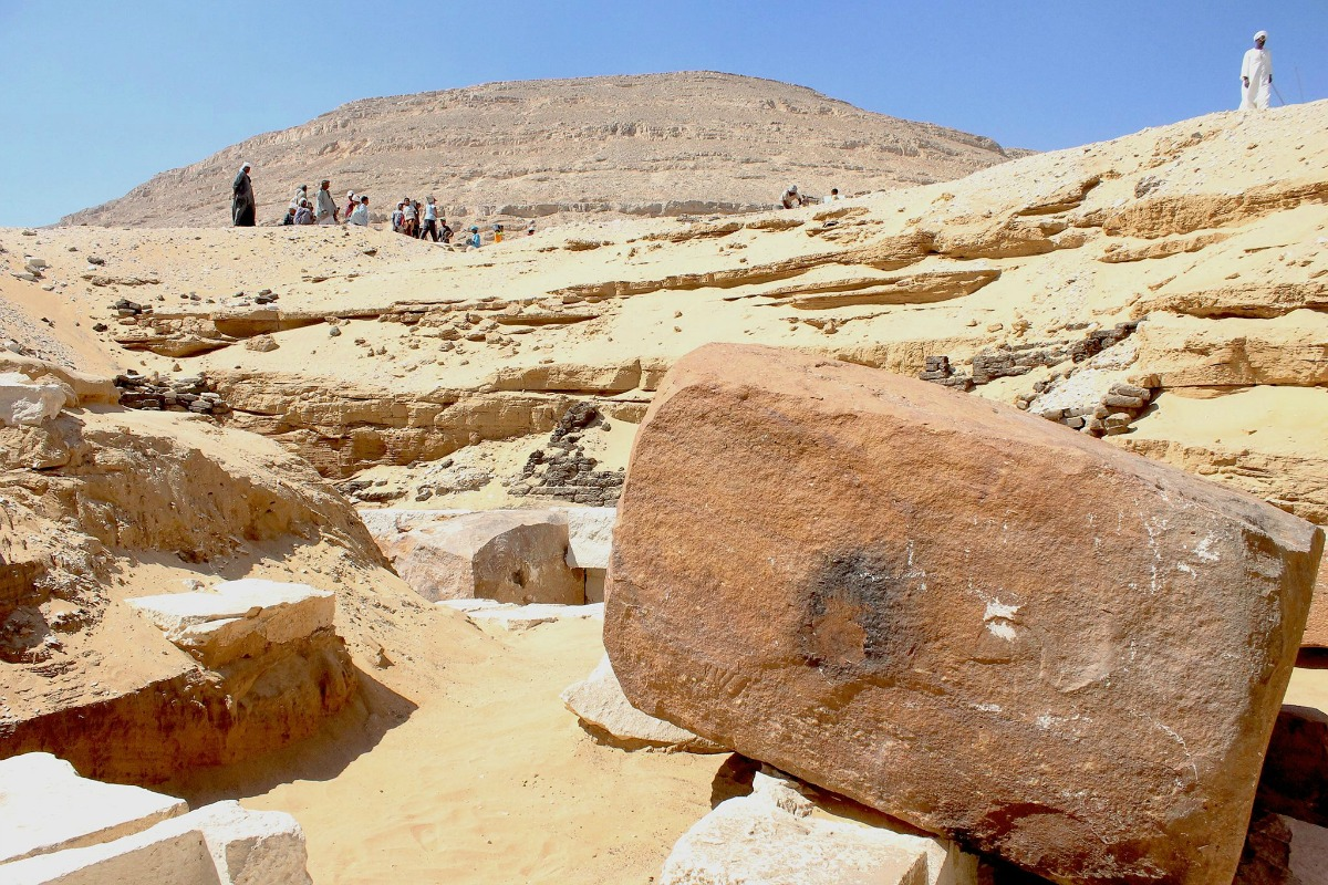 ARCE: The Pharaohs of Anubis-Mountain: Recent Investigations in a Royal Necropolis at Abydos