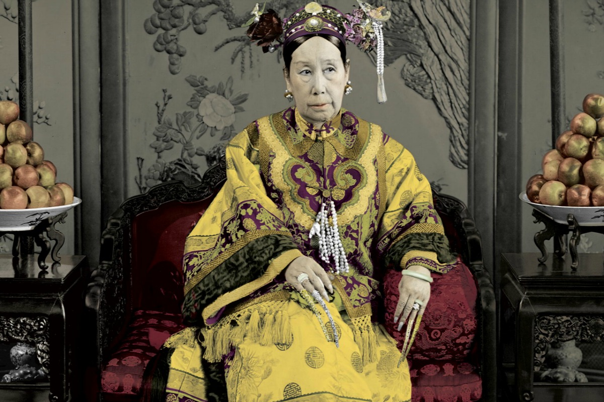 Jung Chang on the Concubine Who Launched Modern China