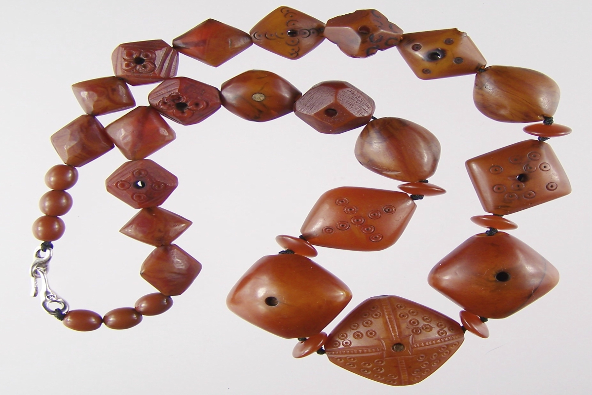 The Story of Imitation African Amber