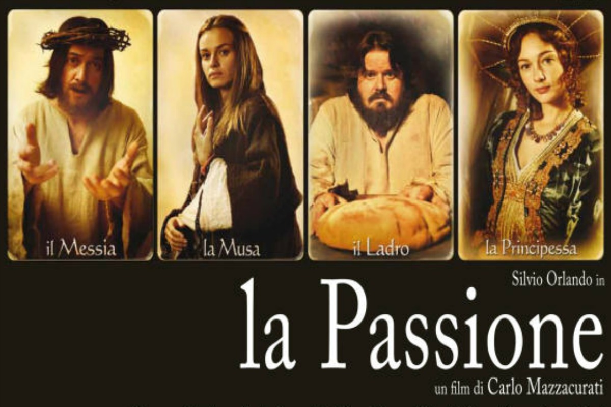 CINEMA ITALIANO: La Passione - The Passion (2010) (106 min)