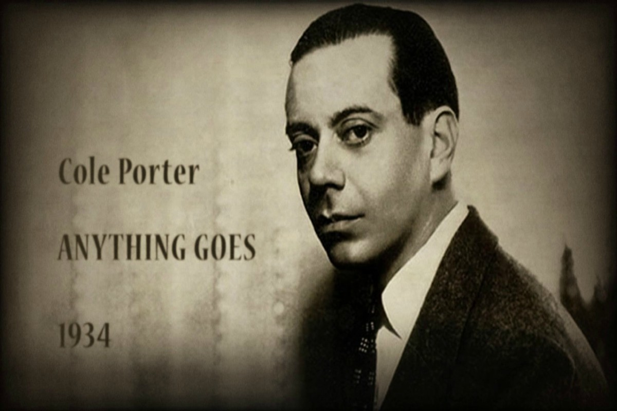 Timeless Melodies presents Cole Porter: Anything Goes