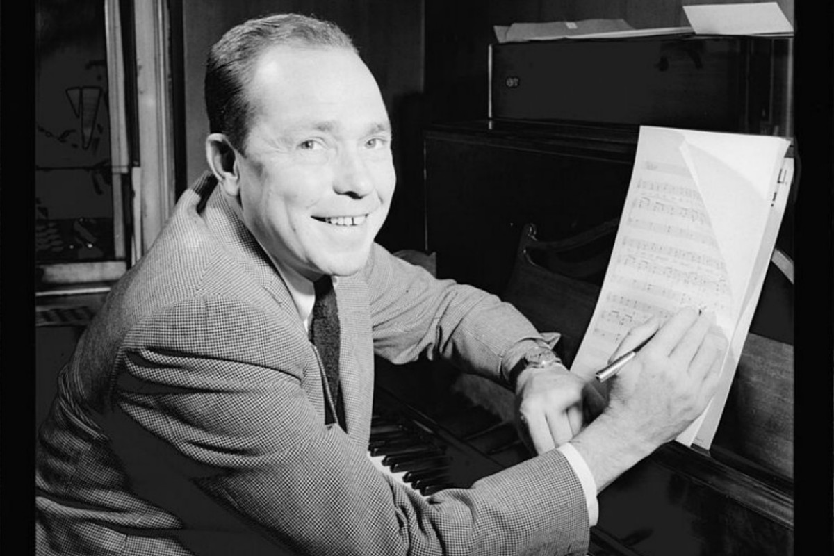TIMELESS MELODIES: Johnny Mercer