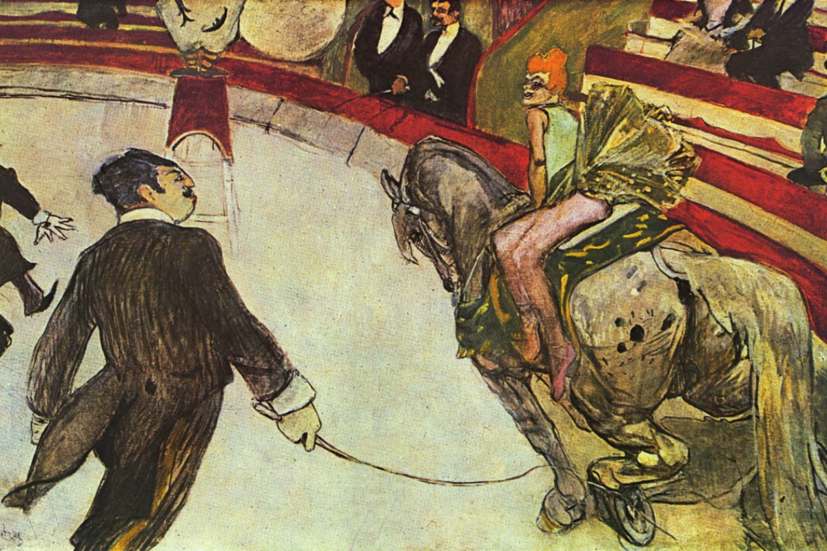 Art in Context (Part 4 of 6) : Toulouse Lautrec - After Hours