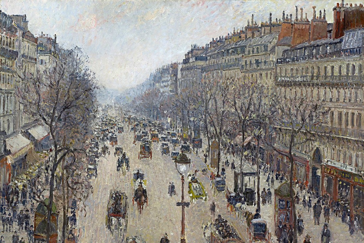 Art in Context (Part 1 of 6): Introduction and History of Montmartre