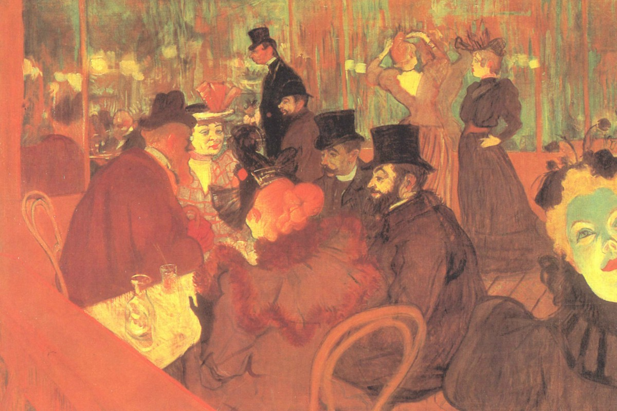 Art in Context (Part 2 of 6): Henri Toulouse Lautrec and the Road to Montmartre