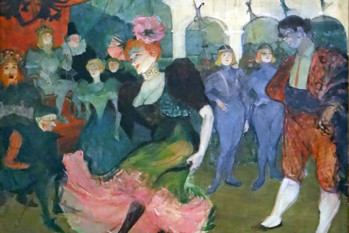 Art in Context (Part 3 of 6): Toulouse Lautrec - Celebrity in Montmarte
