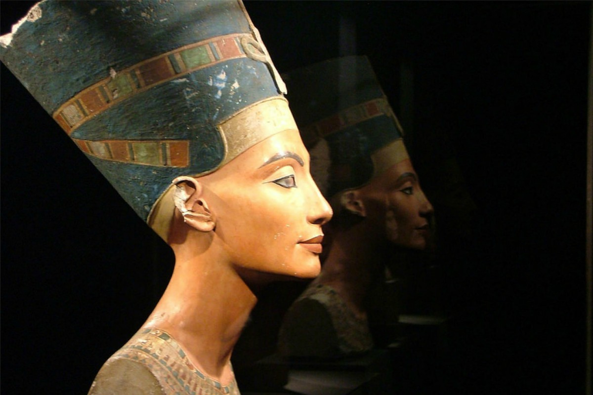 Half-Day Study - ARCE: The Mysteries of Nefertiti