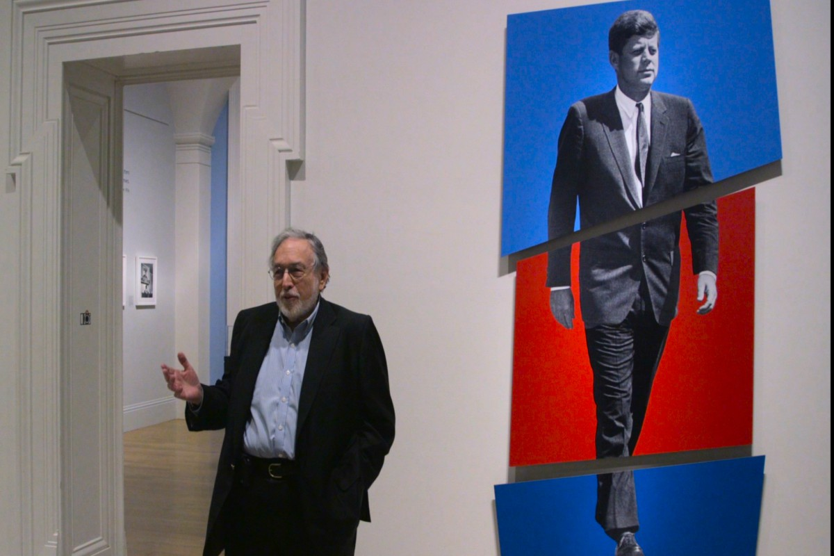 American Visionary: John F. Kennedy's Life and Times Opening Presentation by the Exhibition's Curator and Filmmaker, Lawrence Schiller