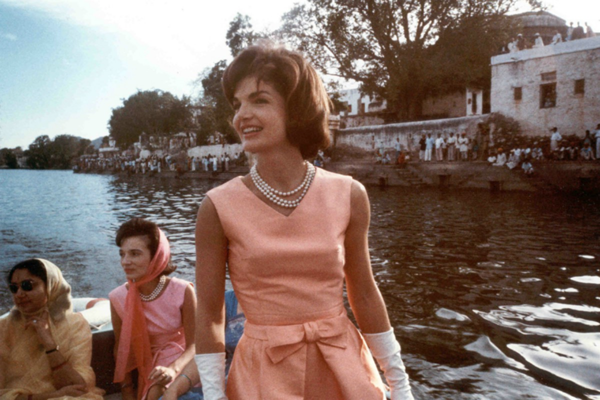 The Fashion of Jackie Kennedy: Talk & Live Irish Music!