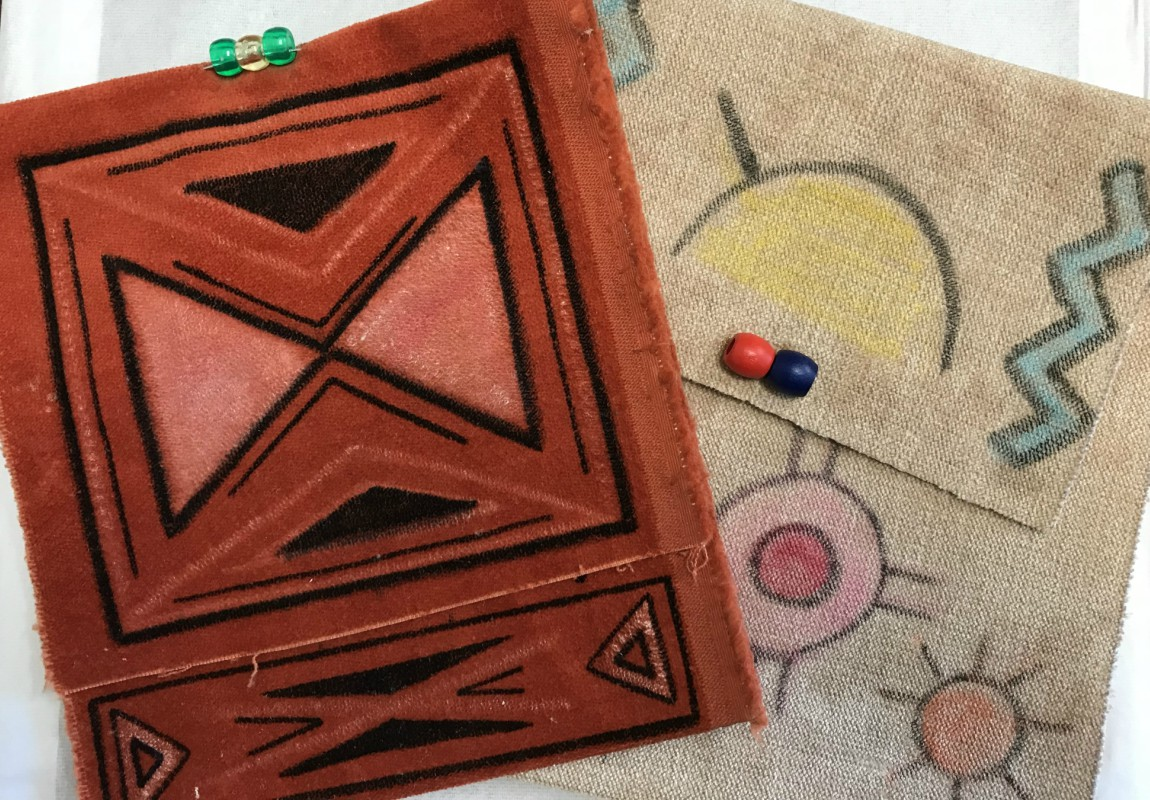 Anne's Treasures | Par fleche Pouches