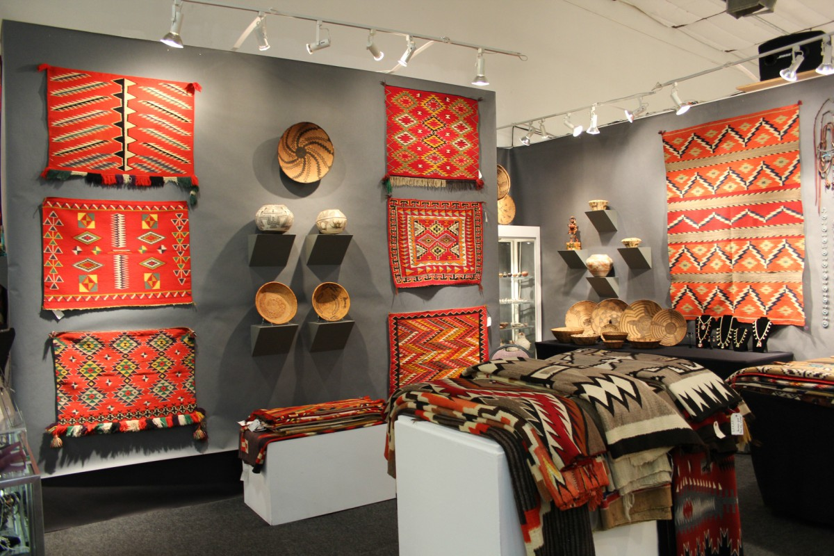 Navajo Textiles with Philip Garaway