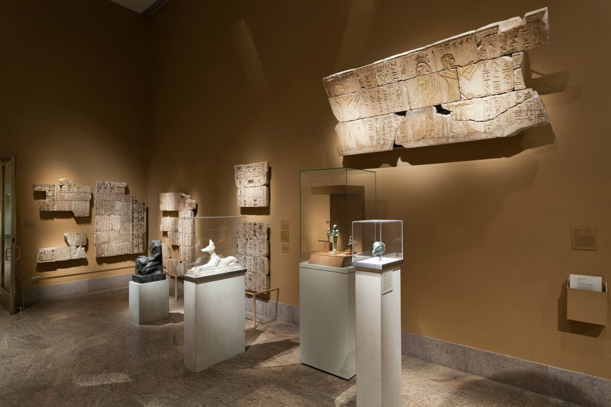 ARCE Archaeology Lecture Series: Egyptian Stories Revealed - The MET's Exciting New Acquisitions