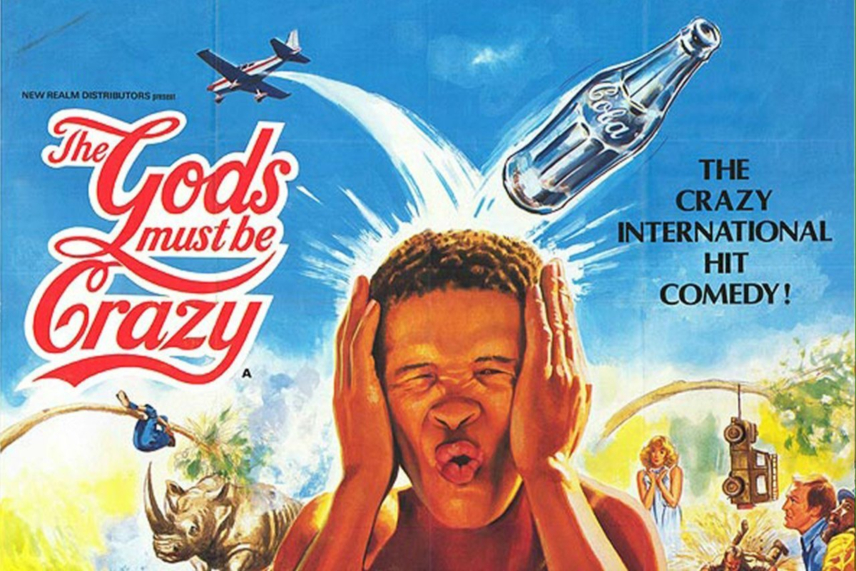 Outdoor Movie Screening - The Gods Must Be Crazy (1980, 109 min.)