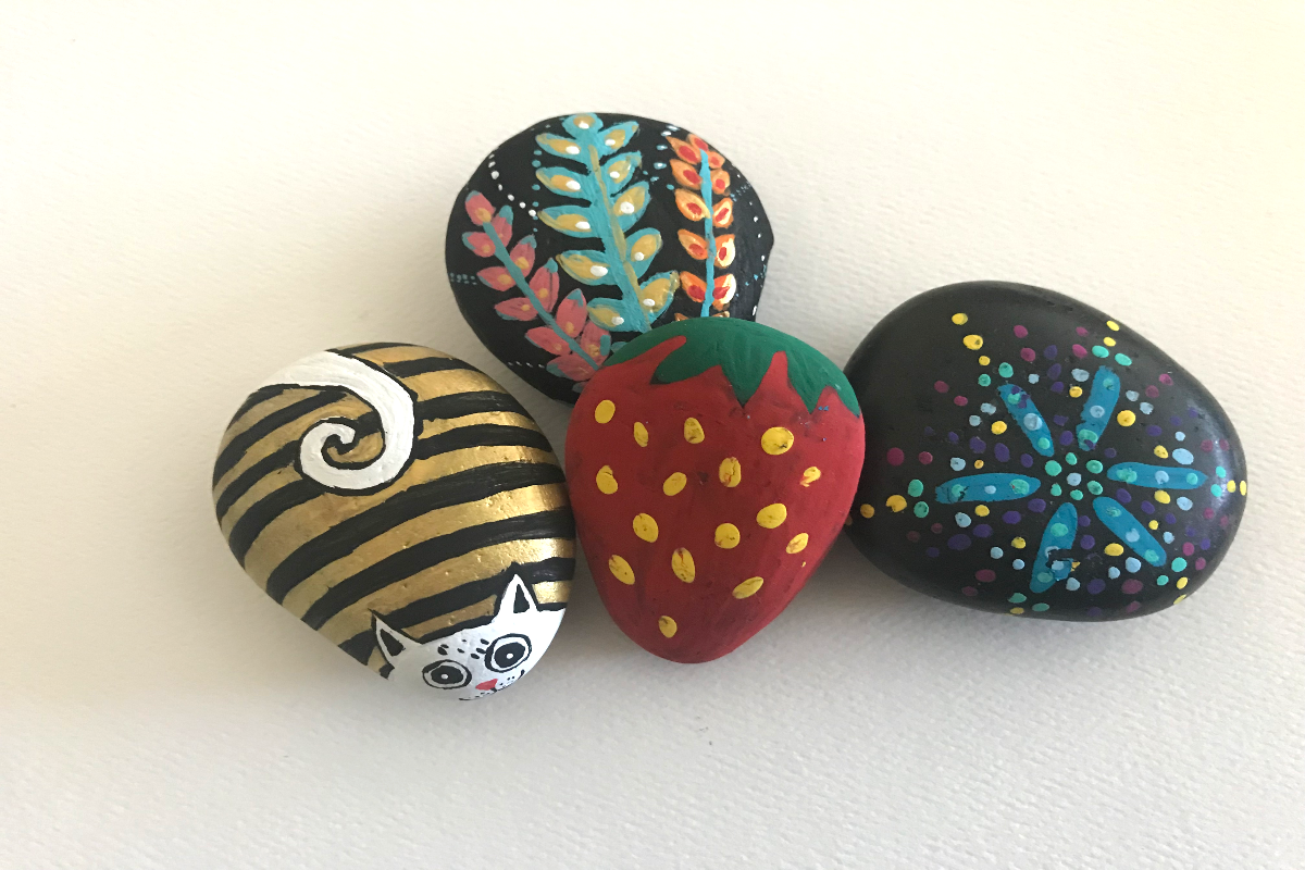 Anne's Treasures | Rock Painting