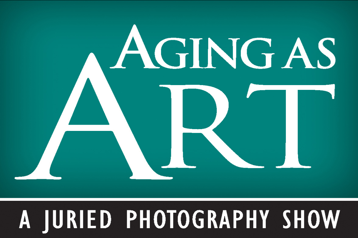 Aging as Art Photography Display