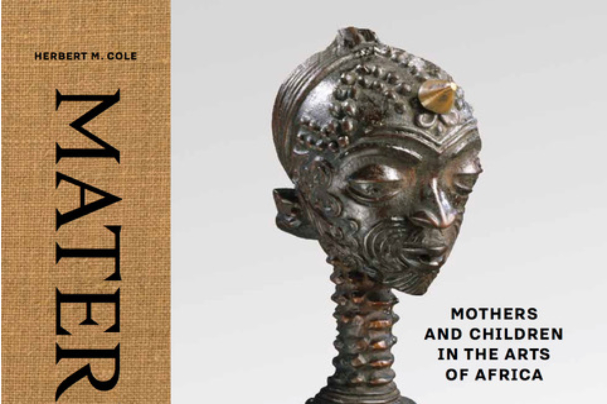 Maternity: Mothers and Children in the Arts of Africa with Dr. Herbert M. Cole