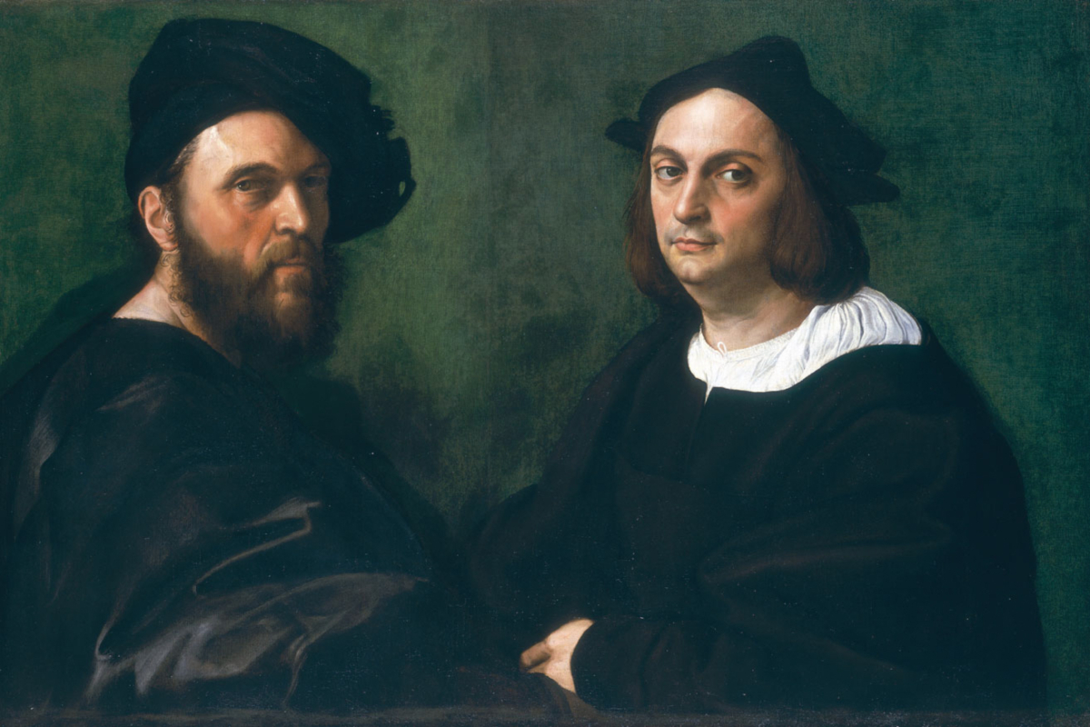 Art in Context Part 3: Raphael in Urbino, Florence, and Rome