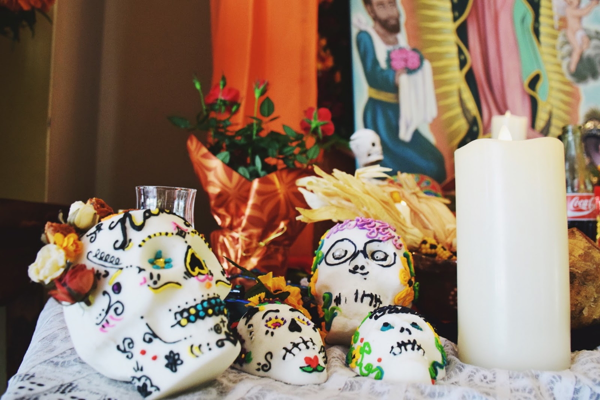 Anne's Treasures| Mexican Day of the Dead Sugar Skulls