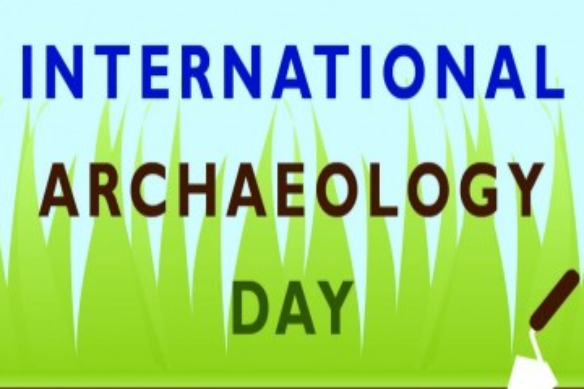 International Archaeology Day with Dr. Thomas E. Levy