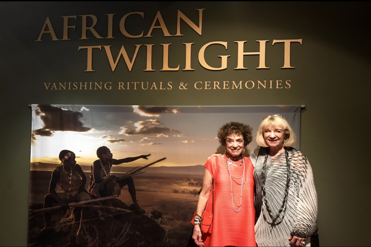 African Twilight Lecture and National Book Launch with Carol Beckwith and Angela Fisher