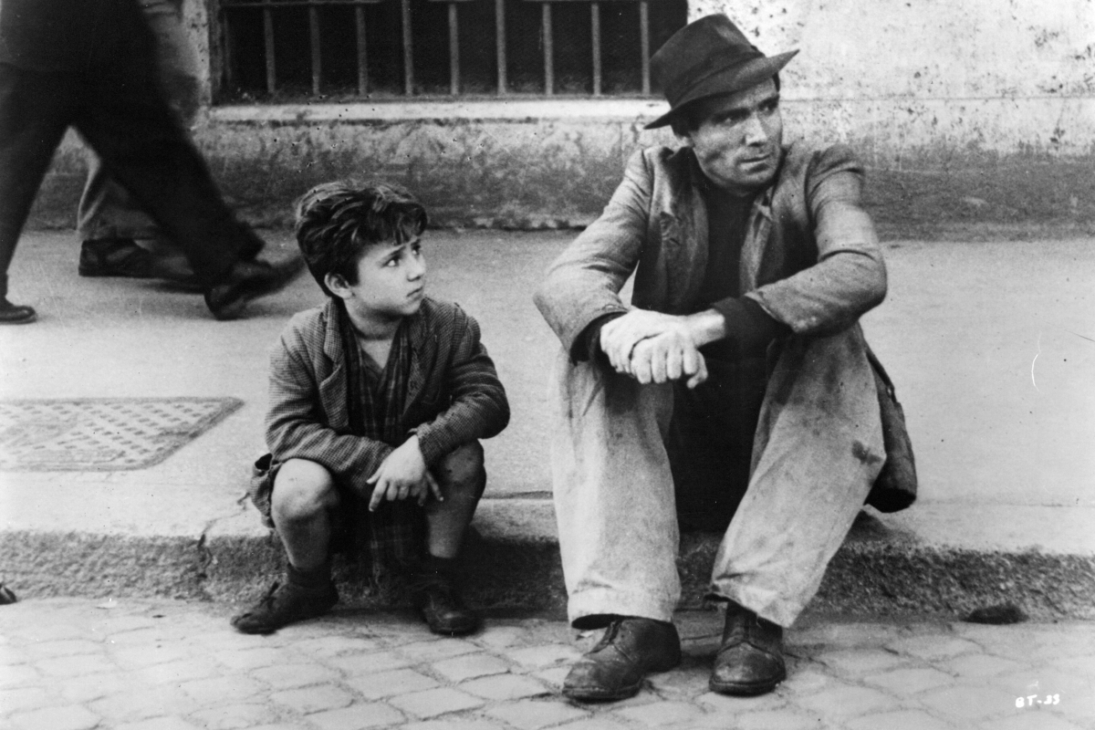 Cinema Italiano: Ladri di biciclette - Bicycle Thieves
