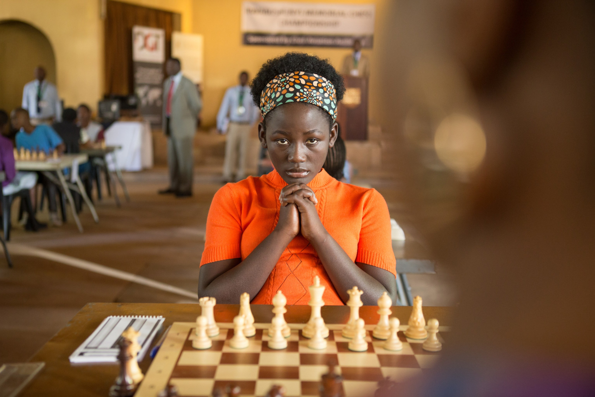 Queen of Katwe: Screening + Discussion with the Queen of Katwe herself, Phiona Mutesi