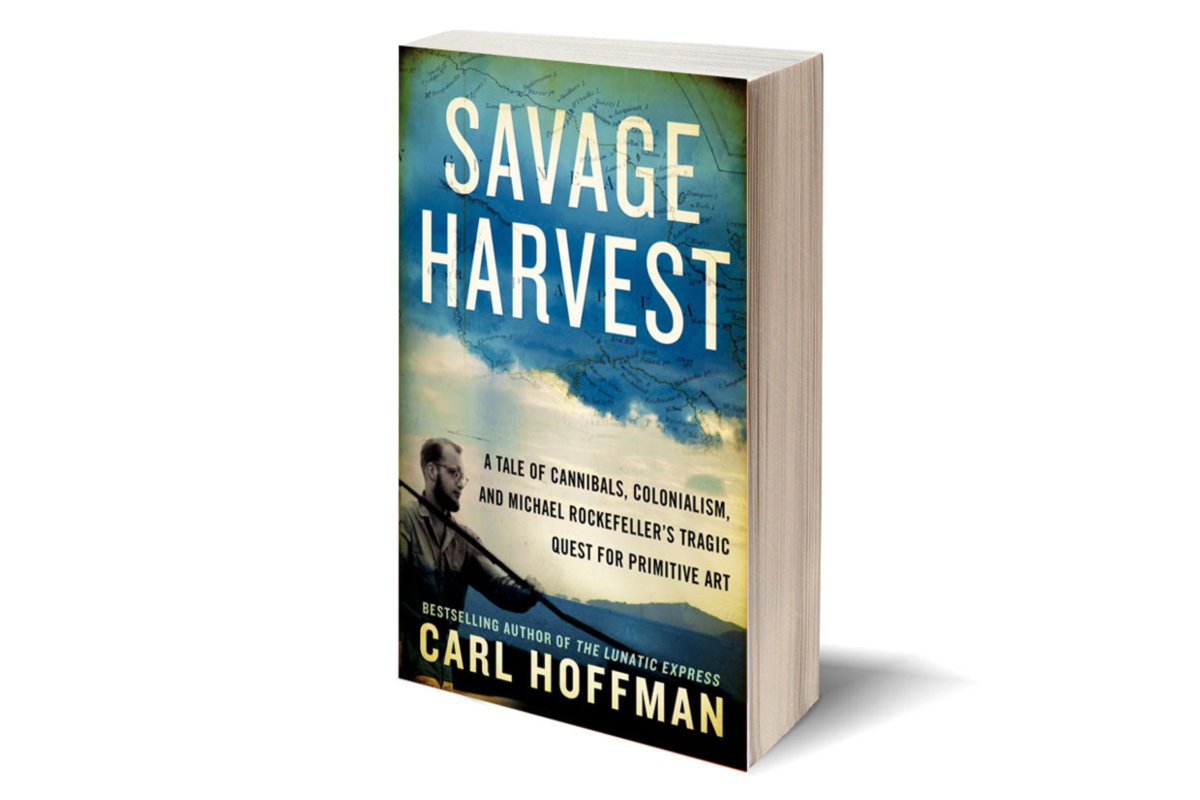 Savage Harvest by Carl Hoffman