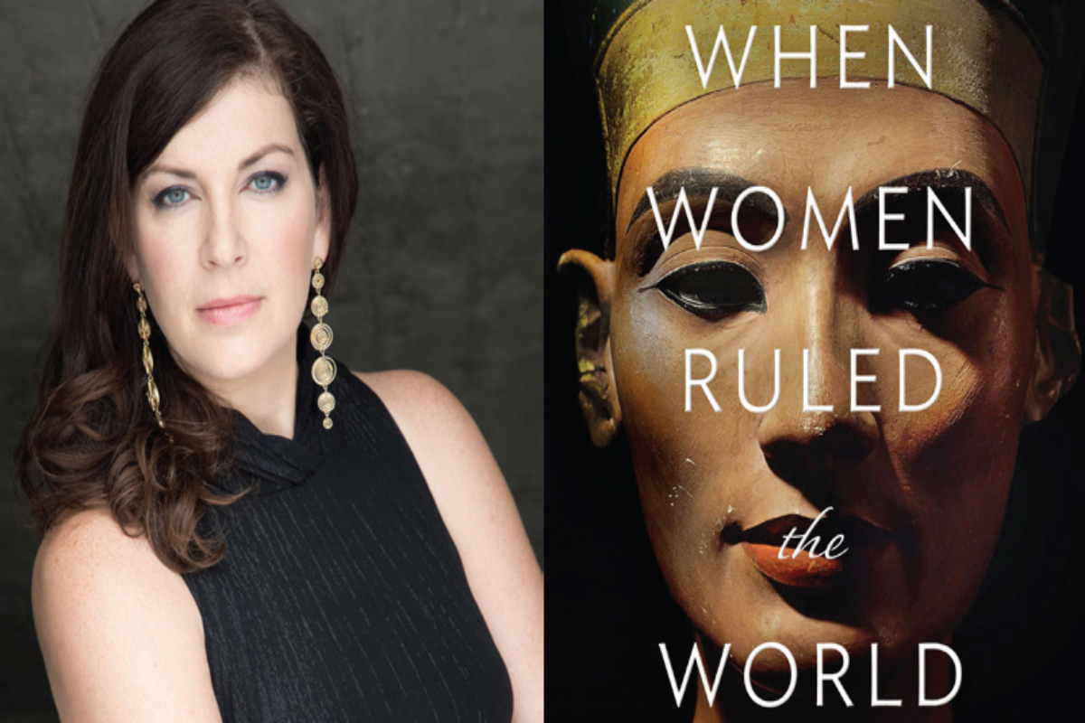 ARCE OC: When Women Ruled the World with Dr. Kara Cooney