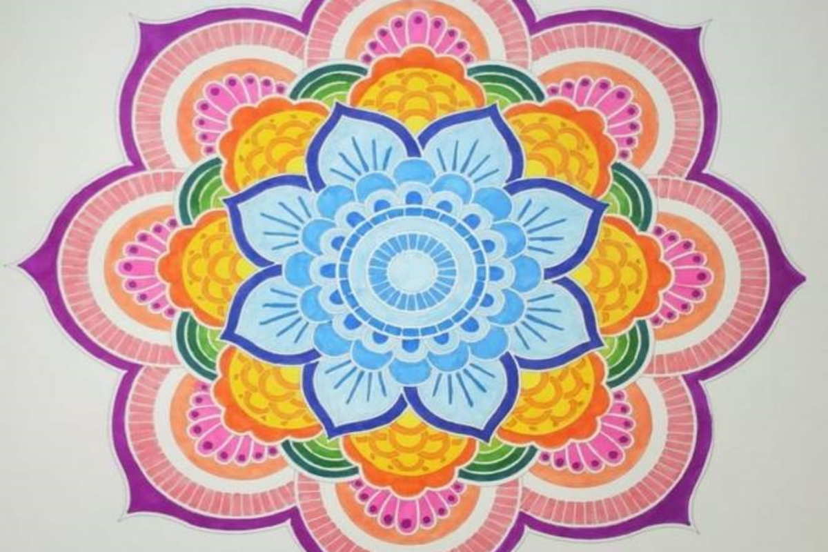 Anne's Treasures: Mandalas