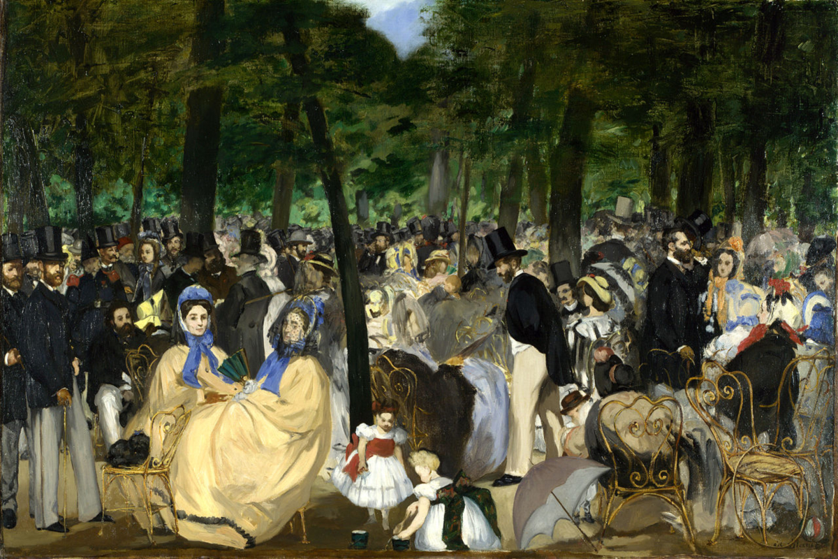 Art in Context: Manet's Paris and the Development of Impressionism, Part 2